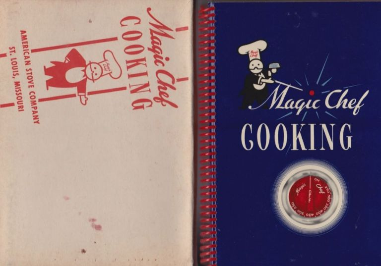 Magic Chef Cooking.