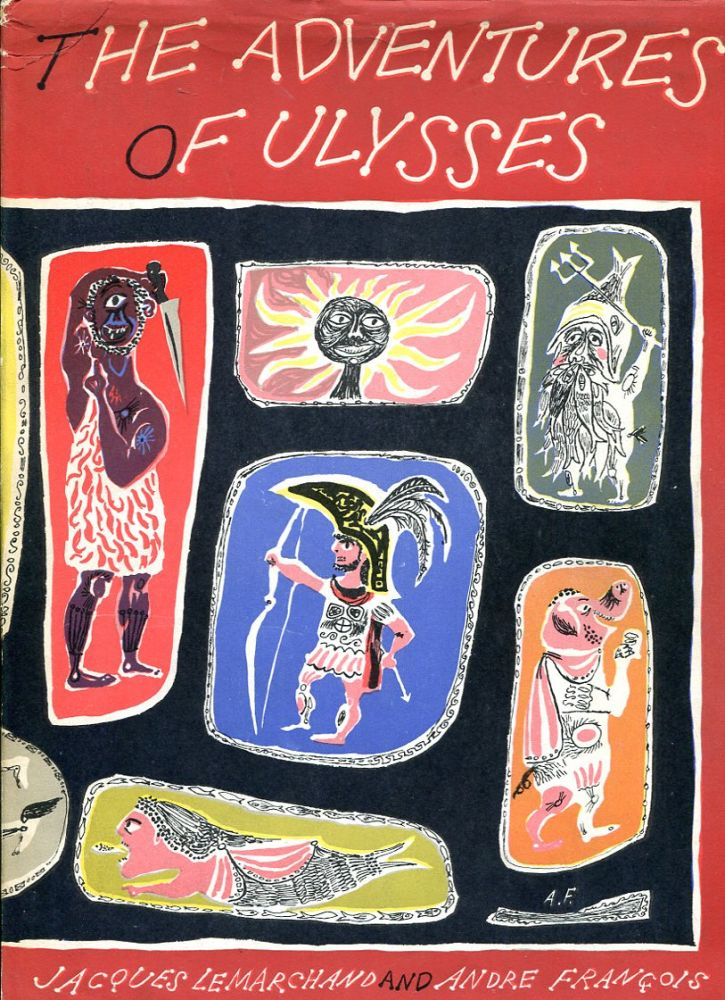 The Adventures of Ulysses. Jacques Le Marchand.