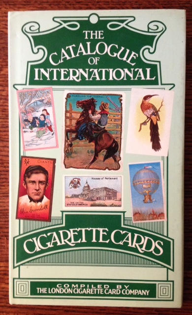 The Catalogue of International Cigarette Cards. the London Cigarette Card Company.
