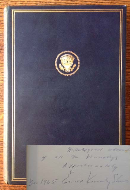 Profiles in Courage (The Memorial Edition). John F. Kennedy.