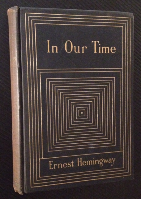 In Our Time. Ernest Hemingway.