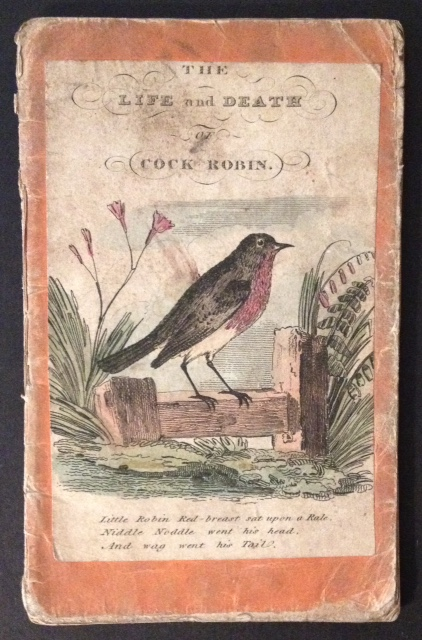 The Life and Death of Cock Robin.