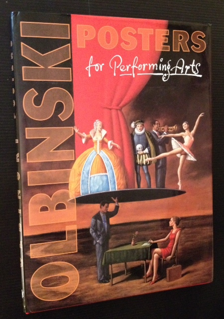 Olbinski: Posters for Performing Arts.