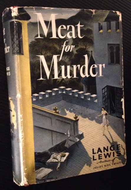 Meat for Murder. Lance Lewis.