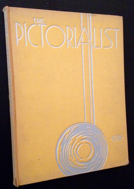 The Pictorialist: A Compilation of Photographs from the Fourteenth Annual International Salon of Pictorial Photography (1931).