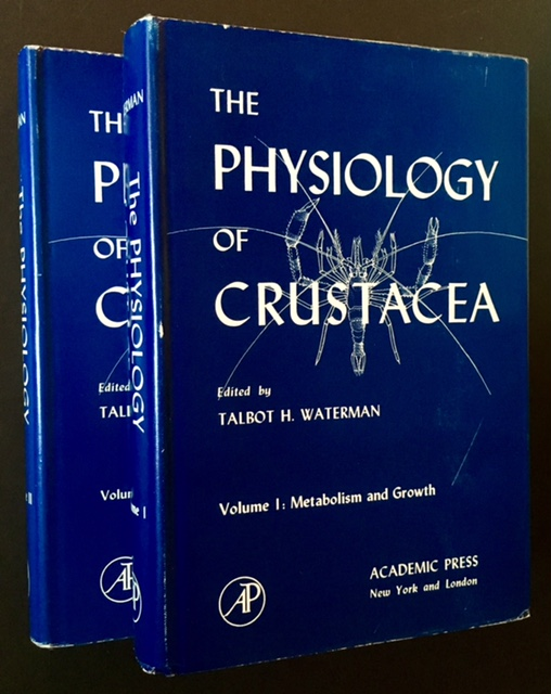 The Physiology of Crustacea (2 Vols.). Ed Talbot H. Waterman.