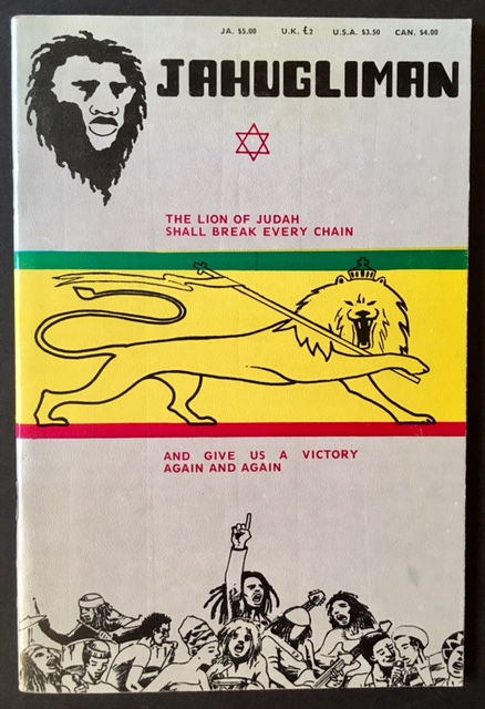Jahugliman III: The Lion of Judah Shall Break Every Chain and Give Us a Victory Again and Again.