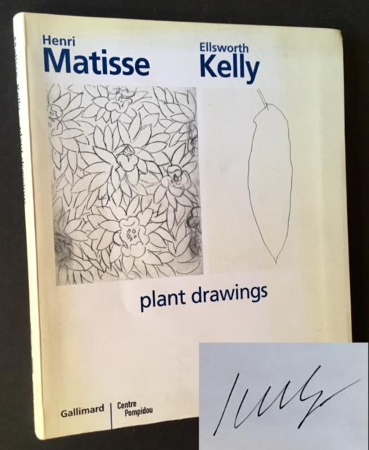 Henri Matisse-Ellsworth Kelly: Plant Drawings. Remi Labrusse, Eric de Chassey.