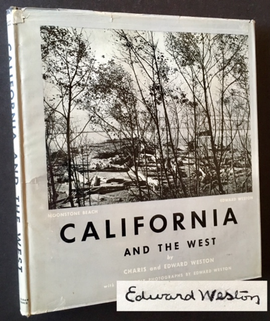 California and the West. Charis, Edward Weston.