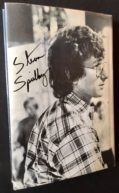 Close Encounters of the Third Kind (Signed by Steven Spielberg). Steven Spielberg.