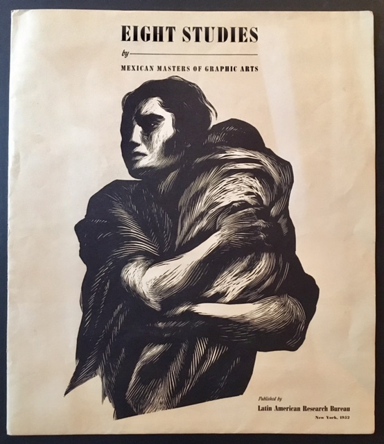 Eight Studies by Mexican Masters of Graphic Arts.
