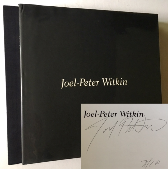 Joel-Peter Witkin (The Scarce Signed/Limited Edition in Slipcase). Joel-Peter Witkin.