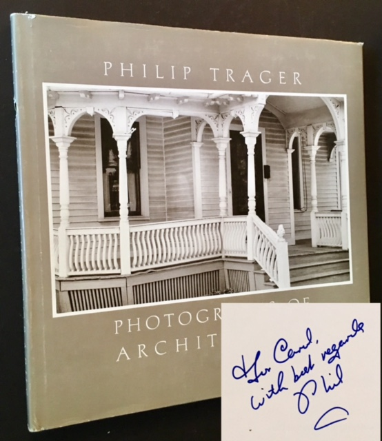 Photographs of Architecture. Philip Trager.