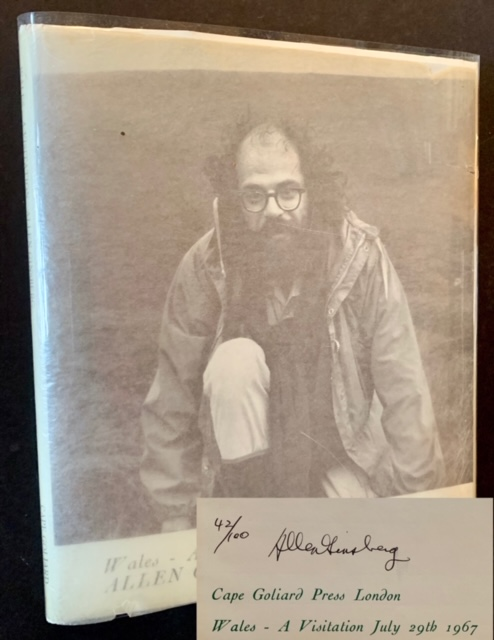 Wales--A Visitation July 29th 1967. Allen Ginsberg.