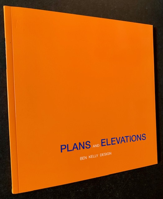 Plans and Elevations: Ben Kelly Design. Ed Catherine McDermott.