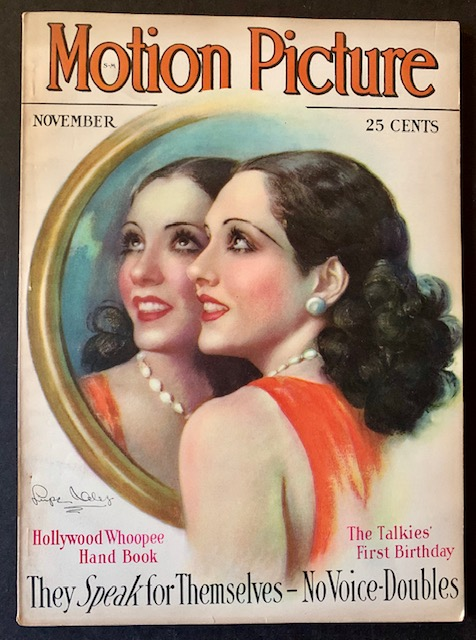 Motion Picture (November, 1929)