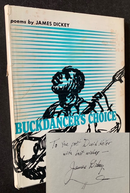 Buckdancer's Choice. James Dickey.
