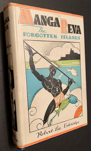 Manga Reva: The Forgotten Islands. Robert Lee Eskridge.