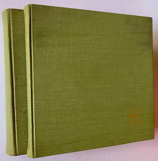 The Tao of Painting: A Study of the Ritual Disposition of Chinese Painting (2 Vols.). Mai-Mai Sze.