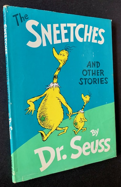 The Sneetches and Other Stories. Dr. Seuss.