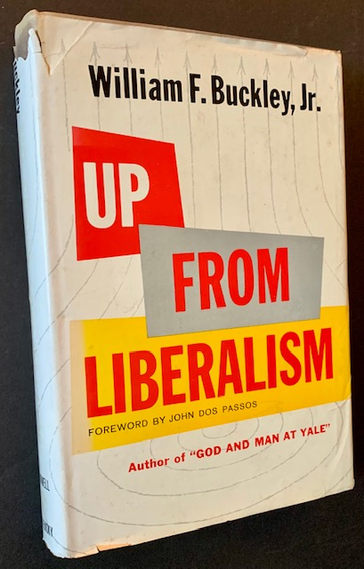 Up from Liberalism. William F. Buckley Jr.