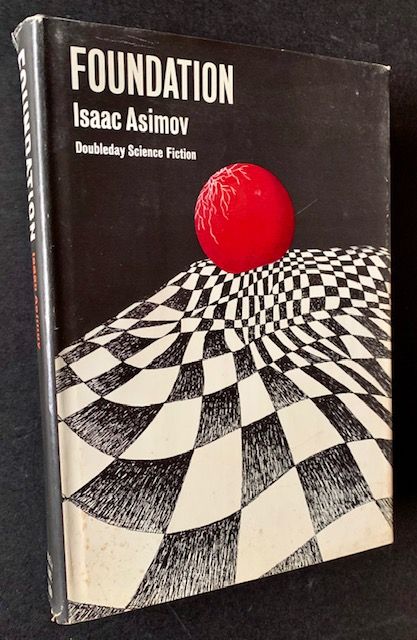 Foundation (Doubleday Science Fiction). Isaac Asimov.
