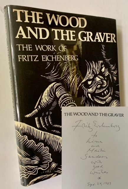 The Wood and the Graver: The Work of Fritz Eichenberg