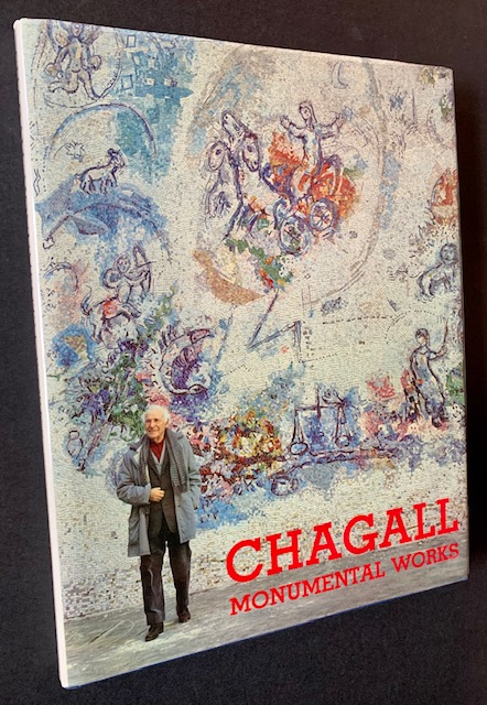 Chagall: Monumental Works (Special Issue of the XX Siecle Review). Ed G. di San Lazzaro.