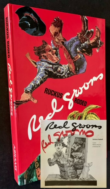 Ruckus Rodeo (Signed by Red Grooms). Red Grooms.