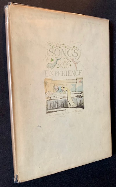 Songs of Experience (Facsimile Edition). William Blake.