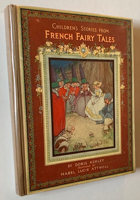 Children's Stories from French Fairy Tales. Doris Ashley.