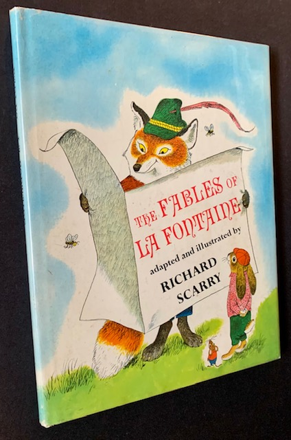 The Fables of La Fontaine: Adapted and Illustrated by Richard Scarry. La Fontaine, Richard Scarry.