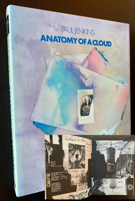Anatomy of a Cloud (Inscribed to Dick Polich). Paul Jenkins, Suzanne Donnelly Jenkins.