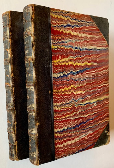 Essays on the Nature and Principles of Taste (2 Vols.). Archibald Alison.