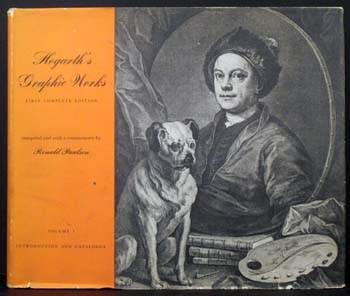 Hogarth's Graphic Works: First Complete Edition (Vol. 1).