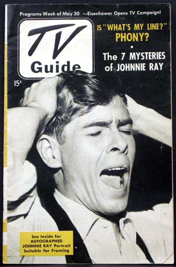 TV Guide (May 30th, 1952).