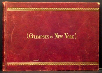 Fifty Glimpses of New York: Fifty Illustrations from Recent Photographs.