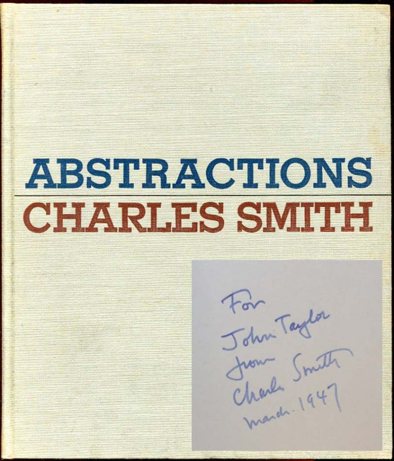 Abstractions. Charles Smith.