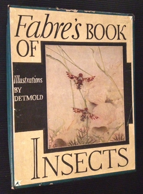 Fabre's Book of Insects (in the Original Box).