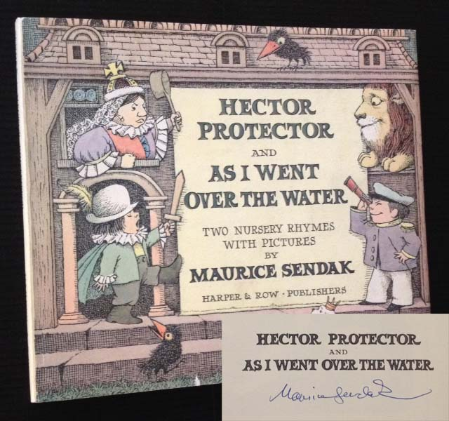 Hector Protector and As I Went Over the Water. Maurice Sendak.