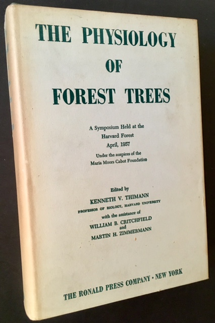 The Physiology of Forest Trees. Ed Kenneth V. Thimann.