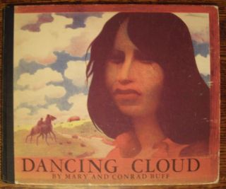 Dancing Cloud: The Navajo Boy. Mary Marsh Buff