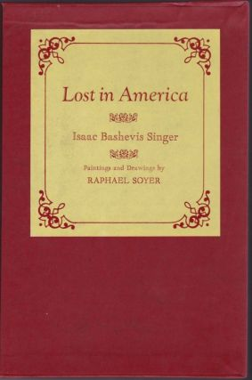 Lost in America (the Signed/Limited Edition). Isaac Singer