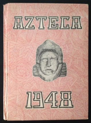 Azteca 1948: The Mexico City College Yearbook