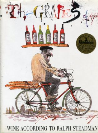 The Grapes of Ralph: Wine According to Ralph Steadman (The Galley Proof