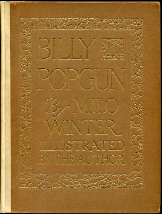 Billy Popgun. Milo Winter
