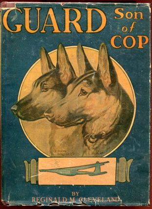 Guard: Son of Cop. Reginald M. Cleveland