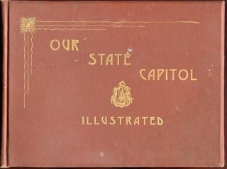 Our State Capitol Illustrated