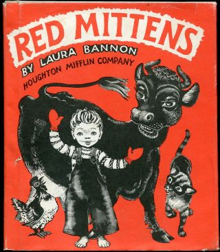 Red Mittens. Laura Bannon.
