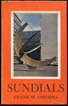 Sundials: A Simplified Approach by Means of the Equatorial Dial. Frank W. Cousins